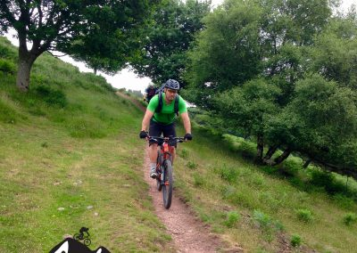 Level 2 MTB Leadership - Quantock Hills