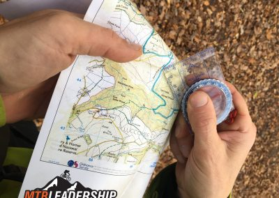 Level 2 MTB Leadership Navigation